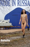 Natalia in The End of the yachting season gallery from NUDE-IN-RUSSIA