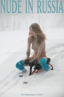 Eva in Russian Winter gallery from NUDE-IN-RUSSIA