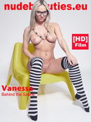 Vanessa in 128 - Behind the Szene video from NUDEBEAUTIES by Marcus Ernst