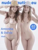 Antonina & Darcia - 234 - Hats