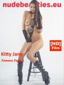 Kitty Jane in 278 - Femme Fatal video from NUDEBEAUTIES by Marcus Ernst