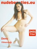 Deny in 318 - Fitnesslady video from NUDEBEAUTIES by Marcus Ernst
