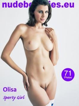 Olisa  from NUDEBEAUTIES