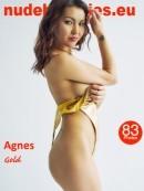 Agnes - 435 - Gold