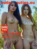 Barbara & Alice in 483 - Midsummer video from NUDEBEAUTIES by Marcus Ernst