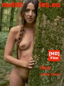 Flora in 488 - In the Forest video from NUDEBEAUTIES by Marcus Ernst