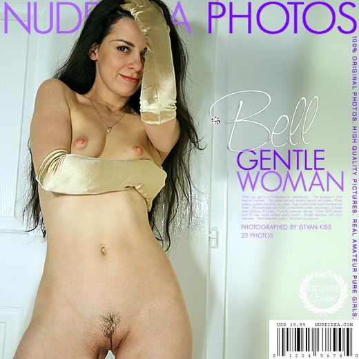 Bell - `Gentle Woman` - for NUDEIDEA