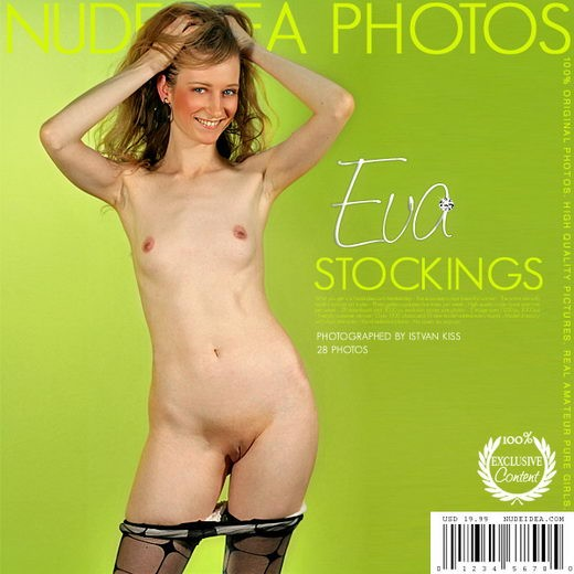 Eva - `Stockings` - for NUDEIDEA