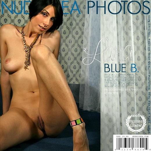 Lana - `Blue B` - for NUDEIDEA
