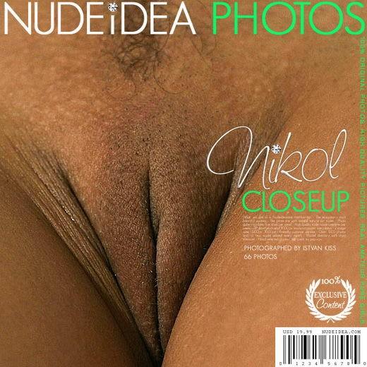 Nikol - `Close Up` - for NUDEIDEA