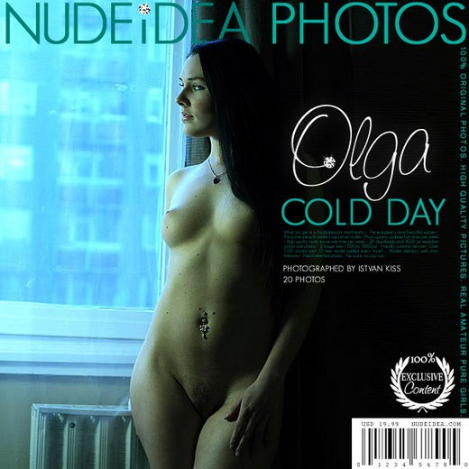 Olga - `Cold Day` - for NUDEIDEA