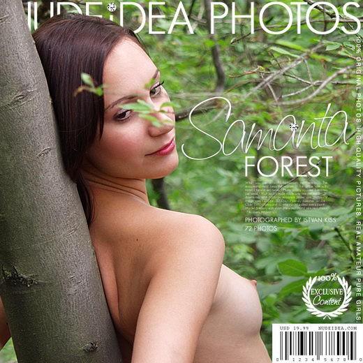 Samanta - `Forest` - for NUDEIDEA