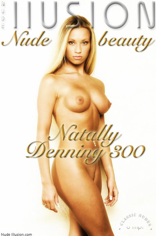 Natally Denning - by Laurie Jeffery for NUDEILLUSION