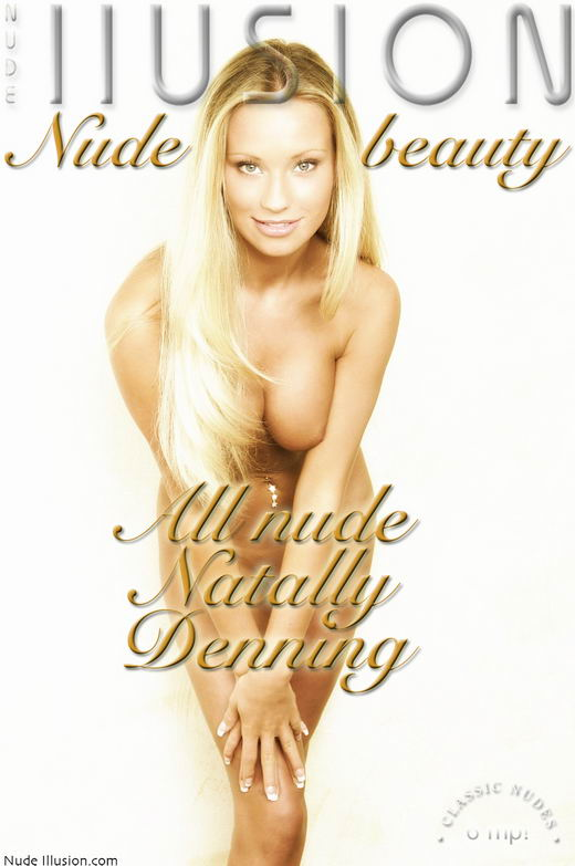 Natally Denning - `All Nude` - by Laurie Jeffery for NUDEILLUSION