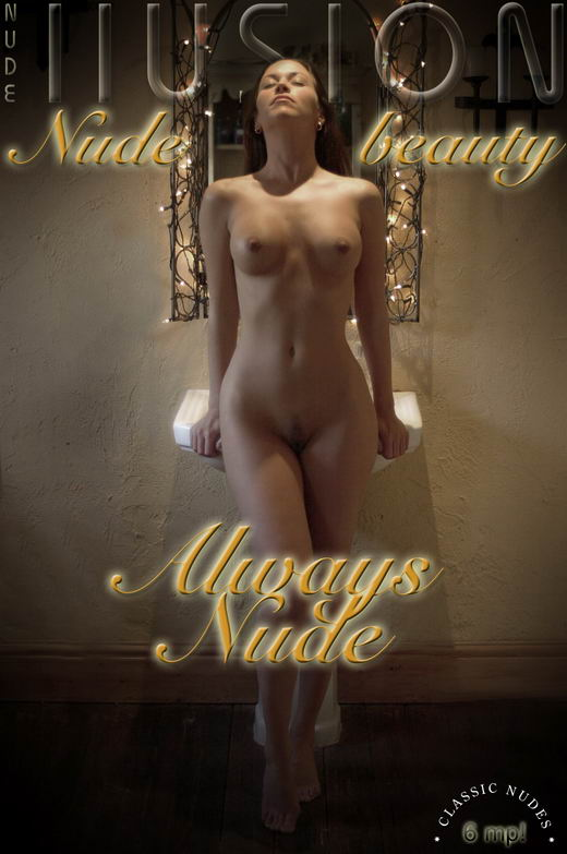 `Always Nude` - by Laurie Jeffery for NUDEILLUSION