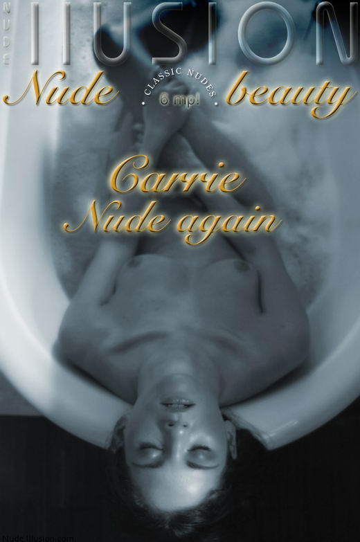Carrie - `Nude again` - by Laurie Jeffery for NUDEILLUSION