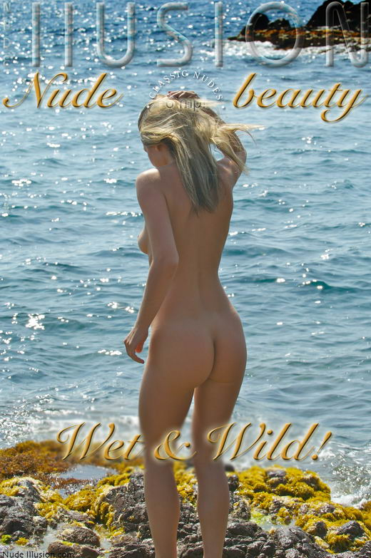 `Wet & Wild!` - by Laurie Jeffery for NUDEILLUSION