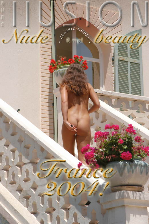 `France 2004!` - by Laurie Jeffery for NUDEILLUSION