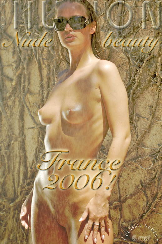 `France 2006!` - by Laurie Jeffery for NUDEILLUSION