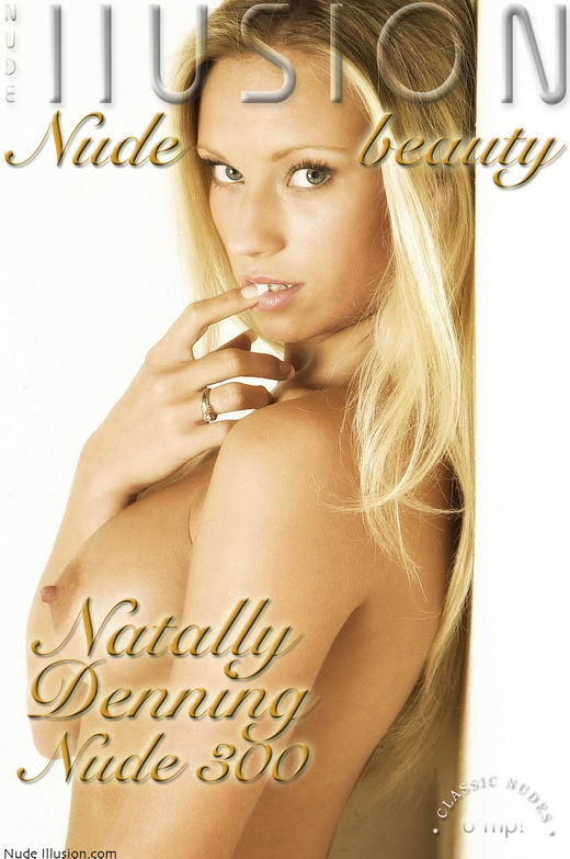 Natally Denning - `Nude 300` - by Laurie Jeffery for NUDEILLUSION
