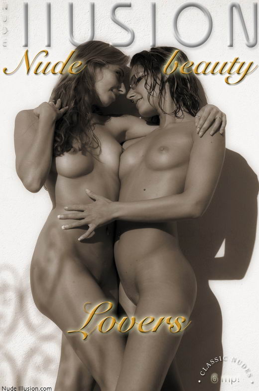 `Lovers` - by Laurie Jeffery for NUDEILLUSION
