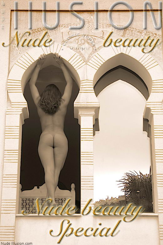 `Nude Beauty Special` - by Laurie Jeffery for NUDEILLUSION