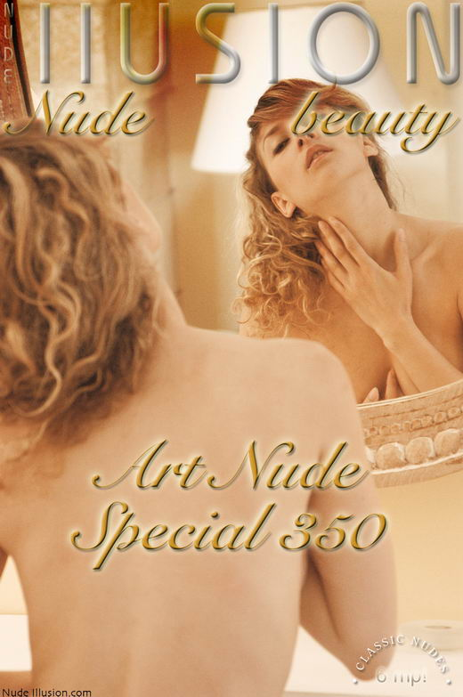 `Art Nude Special 350` - by Laurie Jeffery for NUDEILLUSION