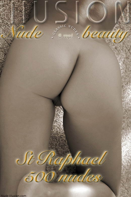 `St Raphael 500 nudes` - by Laurie Jeffery for NUDEILLUSION