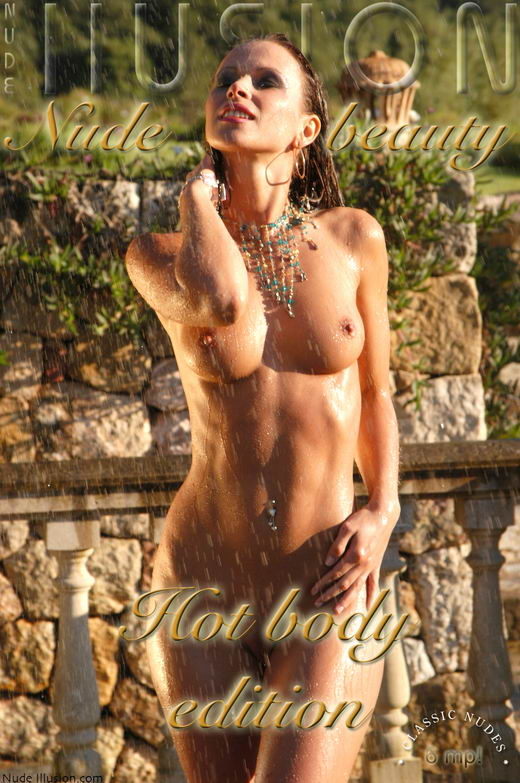`Hot body edition` - by Laurie Jeffery for NUDEILLUSION