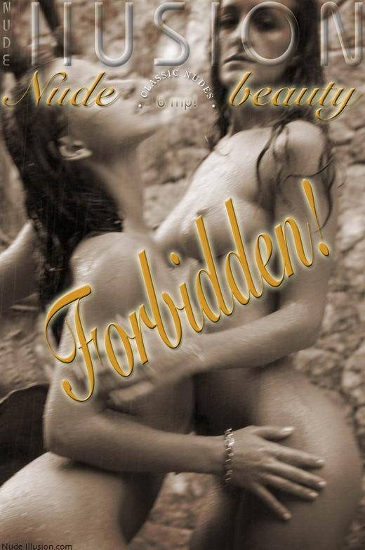 `Forbidden` - by Laurie Jeffery for NUDEILLUSION