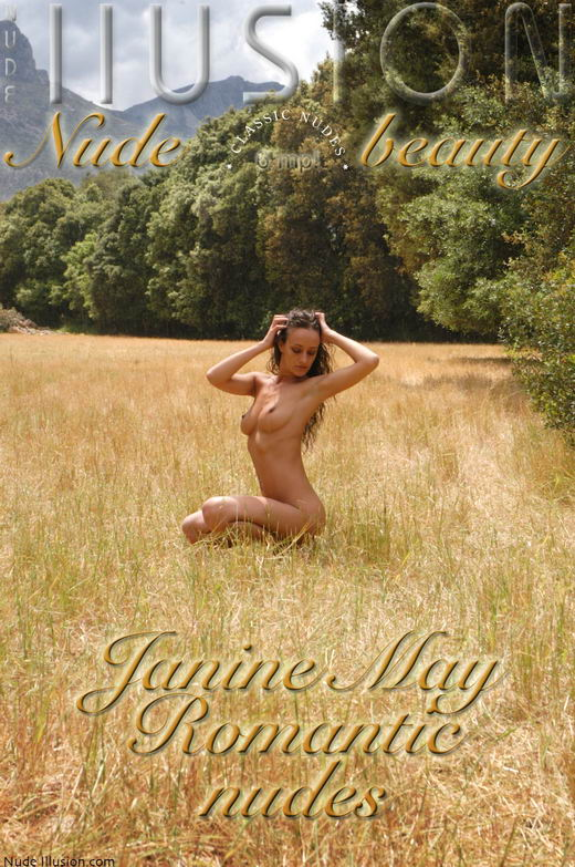 Janine May - `Romantic nudes` - by Laurie Jeffery for NUDEILLUSION