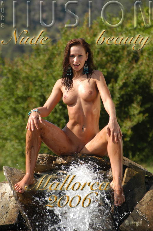 `Mallorca 2006` - by Laurie Jeffery for NUDEILLUSION