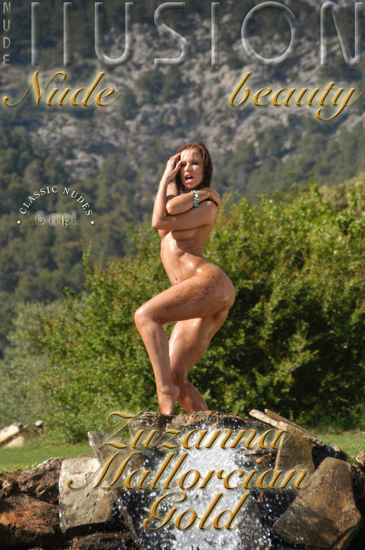 Zuzanna in Mallorcian Gold gallery from NUDEILLUSION by Laurie Jeffery
