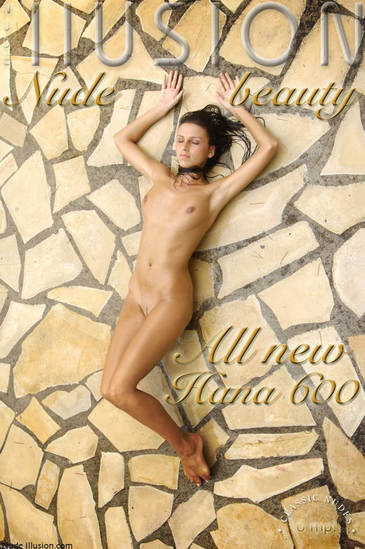 Hana - `All new Hana 600` - by Laurie Jeffery for NUDEILLUSION