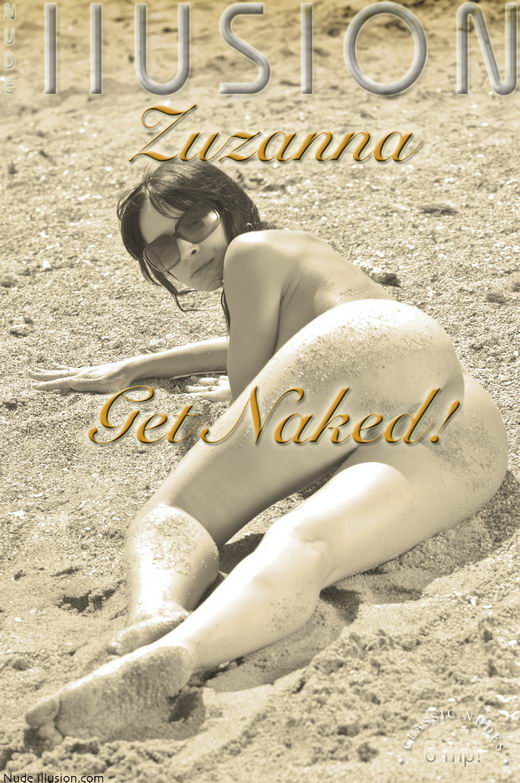 Zuzanna - `Get Naked!` - by Laurie Jeffery for NUDEILLUSION