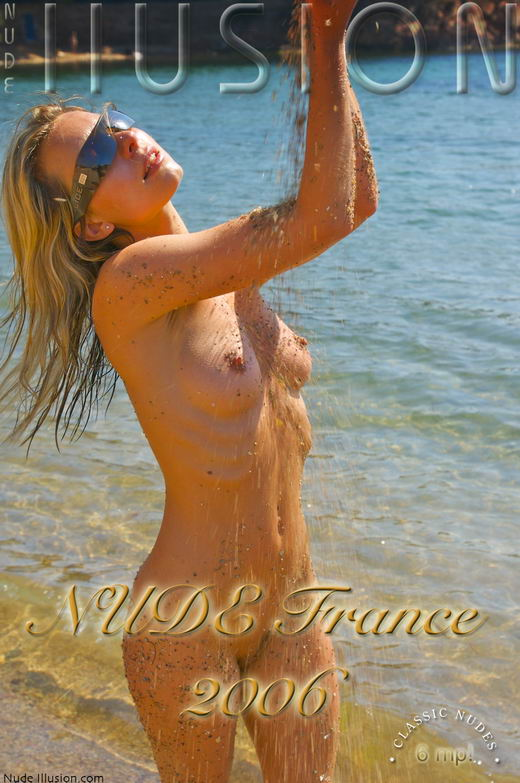 `NUDE France 2006` - by Laurie Jeffery for NUDEILLUSION