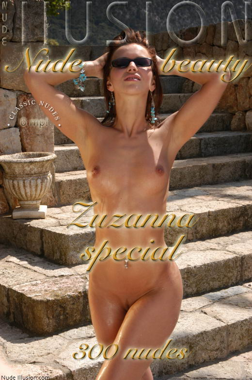 Zuzanna - `Zuzanna special 300 nudes` - by Laurie Jeffery for NUDEILLUSION