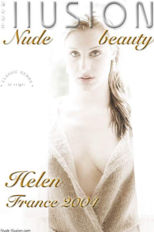 Helen - `France 2004` - by Laurie Jeffery for NUDEILLUSION