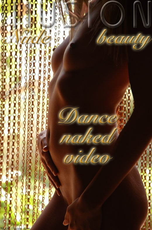 `Dance naked video` - by Laurie Jeffery for NUDEILLUSION