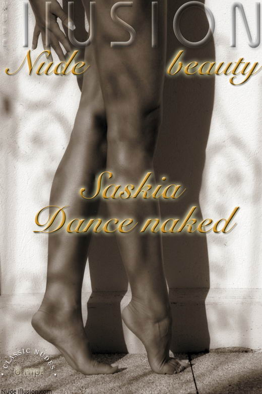 Saskia - `Dance naked` - by Laurie Jeffery for NUDEILLUSION