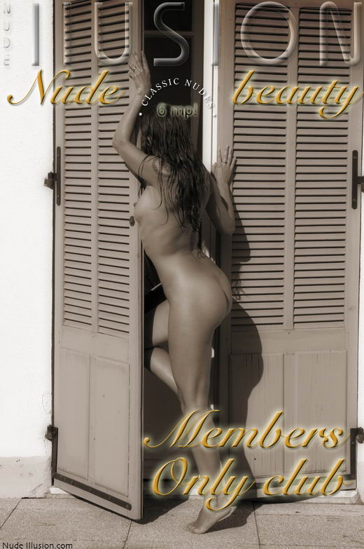 `MembersOnly club` - by Laurie Jeffery for NUDEILLUSION