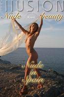 Nude in Spain