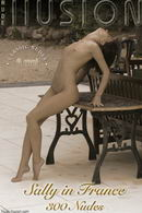 Sally in France 300 Nudes