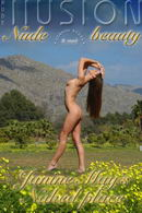 Janine May's Naked place