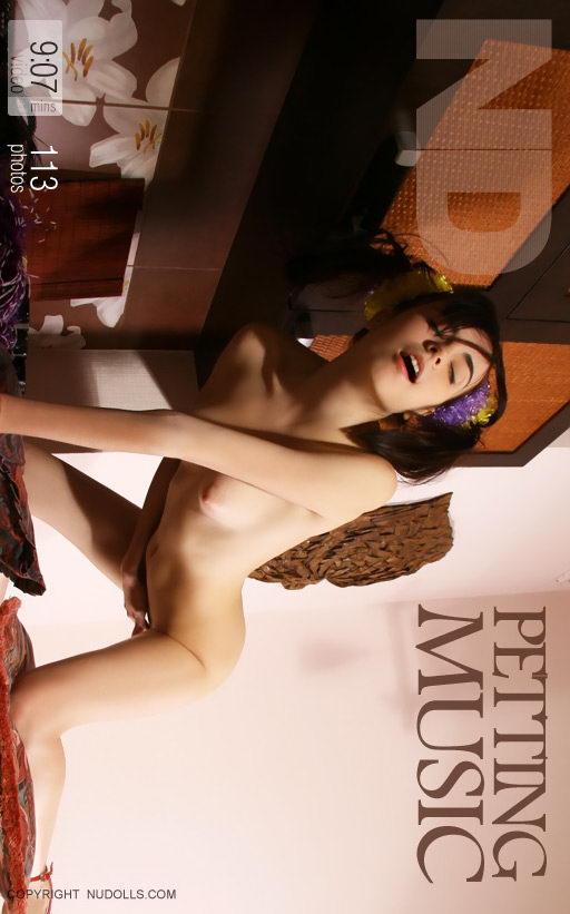 Masha - `Petting Music` - for NUDOLLS VIDEO