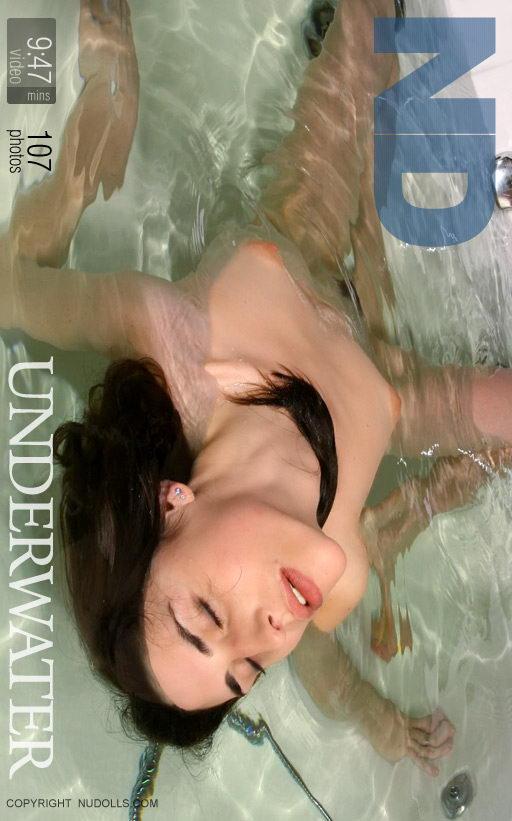 Ksenia - `Underwater` - for NUDOLLS VIDEO