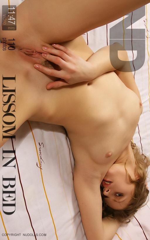 Mariya - `Lissom In Bed` - for NUDOLLS VIDEO