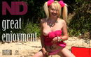Vlada in Great Enjoyment video from NUDOLLS VIDEO