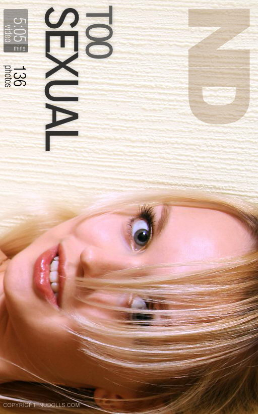Daria - `Too Sexual` - for NUDOLLS VIDEO