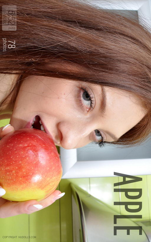 Inna - `Apple` - for NUDOLLS VIDEO